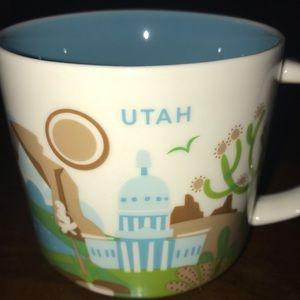 Utah Starbucks mug